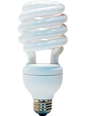 Compact Fluorescent Light Bulb-one free bulb included with your KosherLamp purchase!