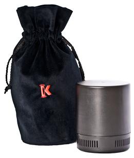 Travel KosherLamp with the soft, travel bag