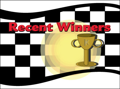 Recent Winners of the Rosh Chodesh Giveaway Contest